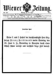 AustriaN Newspapaers Online